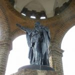 Kaiser Wilhelm Denkmal bei Porta Westfalica