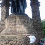 Am Fuße des Kaiser Wilhelms