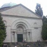 Mausoleum Bückeburg Grabstätte der Fürstenfamilie