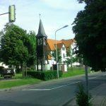 Glockenturm in Häverstedt bei Minden
