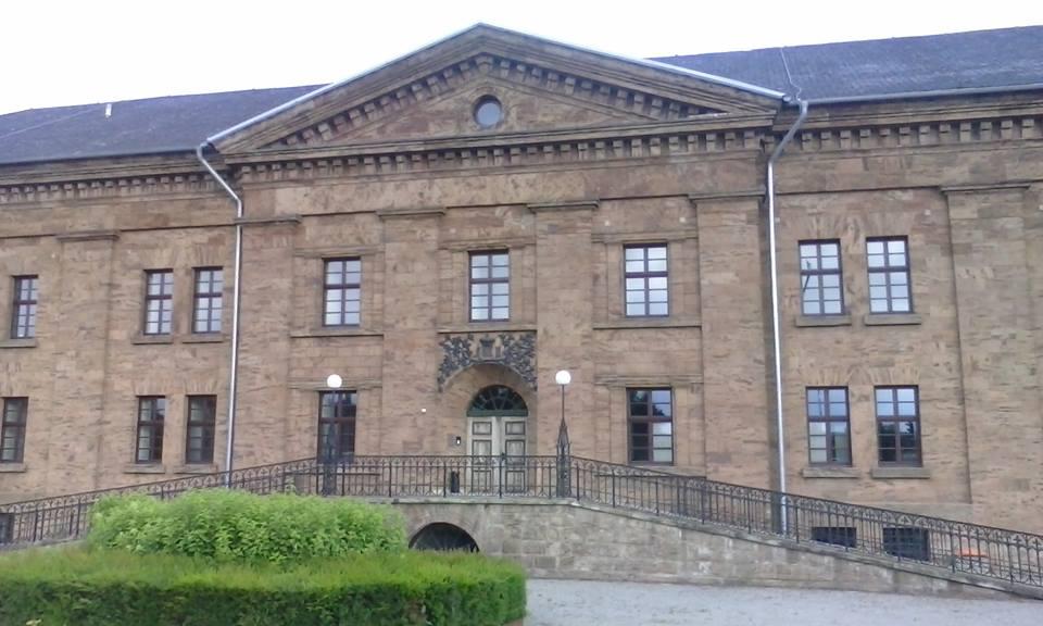 Alte Kaserne von Minden aus der Kaiserzeit