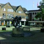 Springbrunnen in Minden
