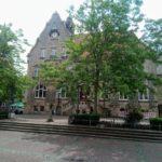 Meller Rathaus in der Nähe von Osnabrück