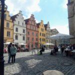 Mittelalterischer Marktplatz Osnabrück wunder schön restauriert