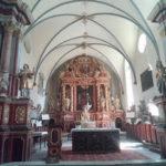Altar der Schlosskirche von Corvey